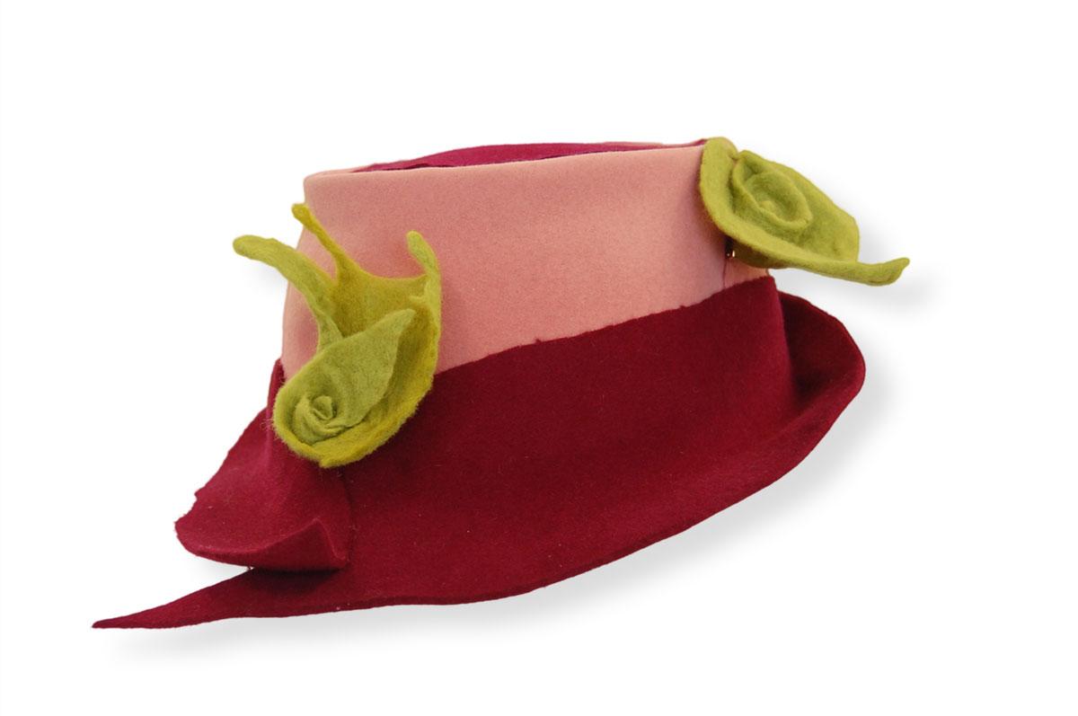 Unikat. Hüte von Roswitha Aman. Seit 40 Jahren in Augsburg.